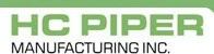 HC Piper Manufacturing Inc.
