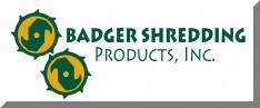 Badger Shredding Products Inc. Logo