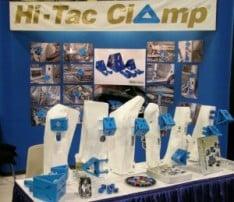 Hi-Tac Clamp Corporation Logo