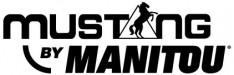 Mustang by Manitou Logo