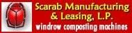 SCARAB Manufacturing Logo