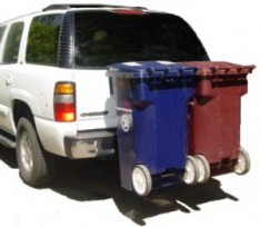 Cansporter Waste Carrier