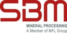 SBM Mineral Processing Logo