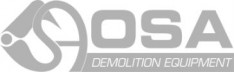 OSA Demolition Equipment Logo