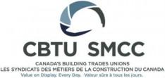 Canada's Building Trades Unions (CBTU) Logo