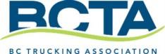 British Columbia Trucking Association (BCTA) Logo