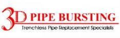 3D Pipe Bursting