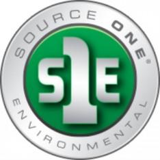Source One Environmental (S1E) Logo