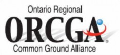 Ontario Regional Common Ground Alliance (ORCGA)