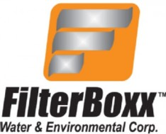 FilterBoxx Water and Environmental Logo
