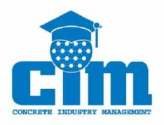Concrete Industry Management (CIM) Logo