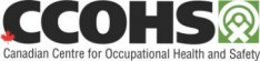 Canadian Centre for Occupational Health and Safety (CCOHS) Logo