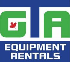 GTA Equipment Rentals