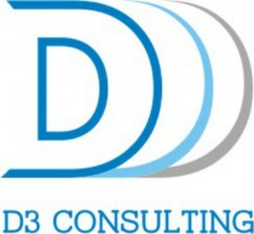 D3 Consulting Logo