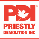 Priestly Demolition Inc. Logo