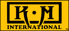 KM International Logo