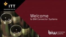 ITT - BIW Connector Systems Logo