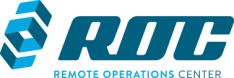 Remote Operations Center (ROC) Logo