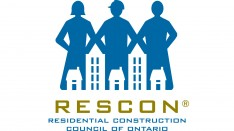 Residential Construction Council of Ontario (RESCON) Logo