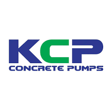 KCP Concrete Pumps Logo