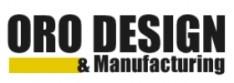 Oro Design & Manufacturing Logo