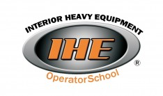 Interior Heavy Equipment Operator School Logo