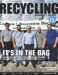 Recycling Product News Digital Edition - April 2017