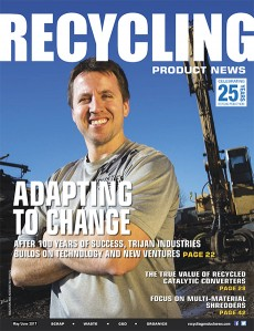 Recycling Product News Digital Edition - May/June 2017