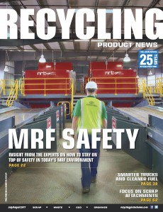 Recycling Product News Digital Edition - July/August 2017