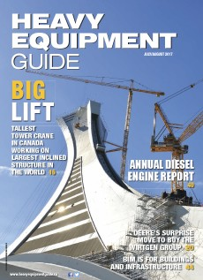 Heavy Equipment Guide Digital Edition - July / August 2017