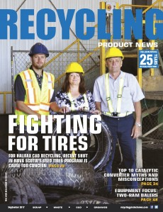 Recycling Product News Digital Edition - September 2017