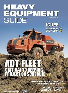 Heavy Equipment Guide Digital Edition - September 2017