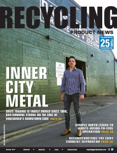 Recycling Product News Digital Edition - October 2017