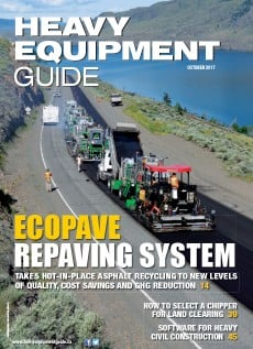 Heavy Equipment Guide Digital Edition - October 2017