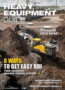 Heavy Equipment Guide Digital Edition - November / December 2017