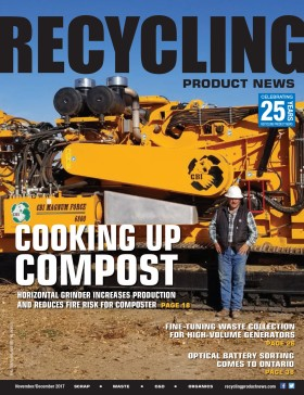 Recycling Product News Digital Edition - November/December 2017