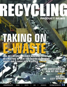 Recycling Product News Digital Edition - January / February 2018