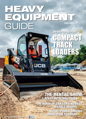 Heavy Equipment Guide Digital Edition - March 2018