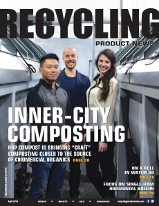 Recycling Product News Digital Edition - April 2018