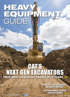 Heavy Equipment Guide Digital Edition - January 2018
