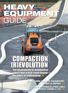 Heavy Equipment Guide Digital Edition - February 2018