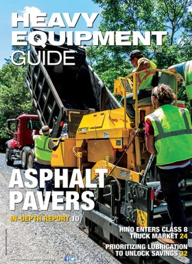 Heavy Equipment Guide Digital Edition - May 2018