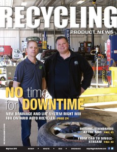 Recycling Product News Digital Edition - May/June 2018