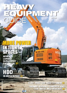 Heavy Equipment Guide Digital Edition - June 2018