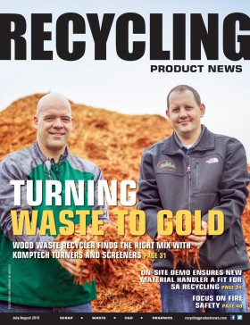 Recycling Product News Digital Edition - July/August 2018