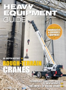 Heavy Equipment Guide Digital Edition - July / August 2018
