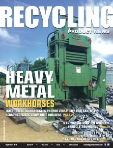 Recycling Product News Digital Edition - September 2018