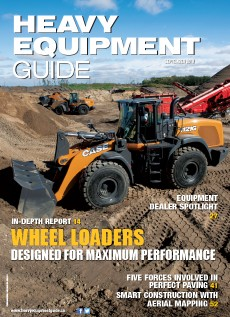 Heavy Equipment Guide Digital Edition - September 2018