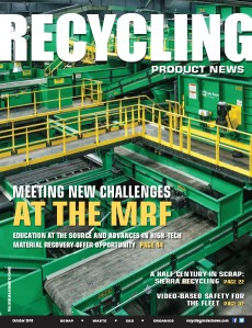 Recycling Product News Digital Edition - October 2018