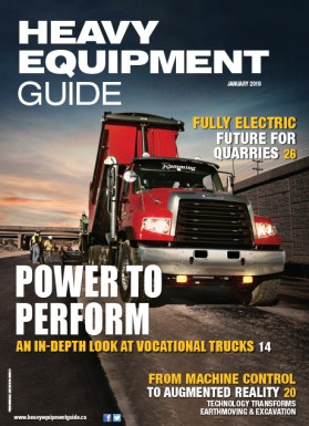 Heavy Equipment Guide Digital Edition - January 2019
